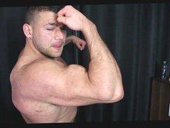 Masculine Muscular vidz Physique