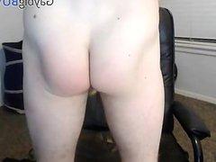 Str8 cum vidz and eats  super it - 1st time on cam