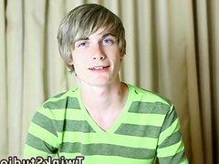 Twink emo vidz gay porn  super video Preston Andrews is