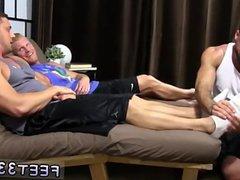 Fisting foot vidz gay Ricky  super Hypnotized To
