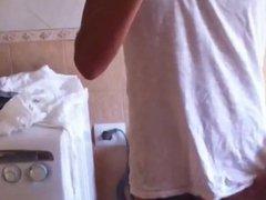 Brown teen vidz boy selfie