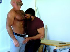 Dick Danger: vidz Jesse Jackman  super & Rogan Richards!