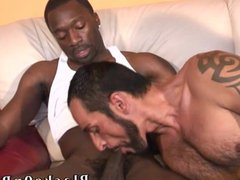 Bearded muscular vidz white gay  super stud gets nailed