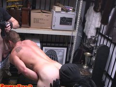 Cocksucking ripped vidz straightbait gets  super rimmed