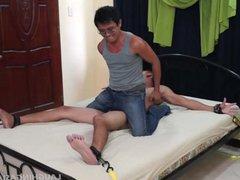 Tickling Gay vidz Asian Twink  super Diego