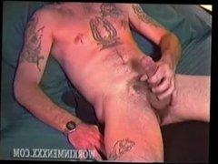Masculine Mature vidz Man Jacking  super Off