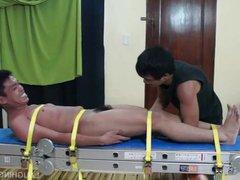 Tickling Asian vidz Boy Lorenzo