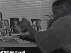 Ebony Gay vidz Love Bareback  super Sex On Black Cock