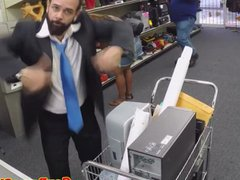 Bearded pawnshop vidz amateur cockridden  super for cash