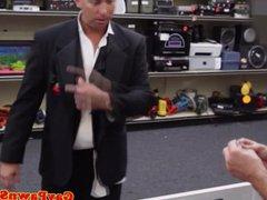 Pawnshop exhusband vidz cocksucking in  super trio