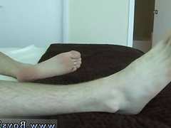 Shaved male vidz twinks He  super fellated on a finger