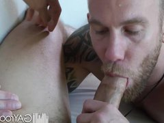 GayRoom - vidz Jay Fine  super Pounds Damien Michaels