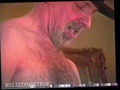 Amateur Mature vidz Man Deacon  super Beats Off