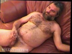 Amateur Mature vidz Man Tim  super Jacks Off and Cums