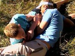 Gay boy vidz blowjob tube  super Roma and Artur Piss