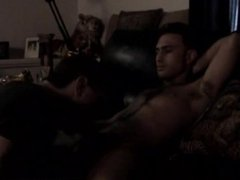 Stroking and vidz Sucking Amateur  super Straight Boy