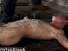 Gay photography vidz naked Chained  super to the