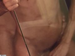 Twink couple vidz rimming and  super fuck anal hard