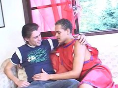 Twink brazilians vidz all over  super each others cock