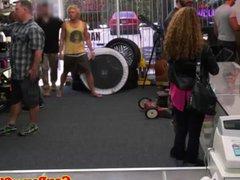 Straight pawnshop vidz surfer cocksucking  super for cash