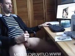 Jerking Hung vidz Cock Watching  super Porn Pics