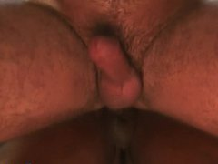Throating ebony vidz buff hunk