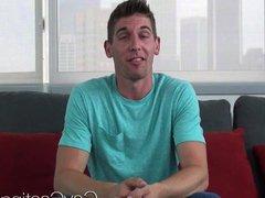 HD - vidz GayCastings Ohio  super Farm boy tries porn