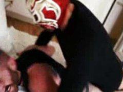 The masked vidz fucker