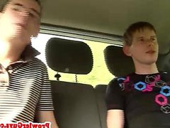 Young brits vidz pickup and  super spitroast horny twink
