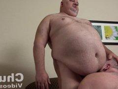 Hairy Round vidz Belly Bears