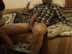 Playing With vidz XL Cock  super And Massive Load Of Cum