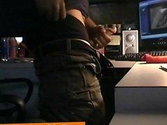 Straight bloke vidz wanking off  super watching porn