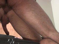 Gay Bareback vidz anal fuck  super pounding hard