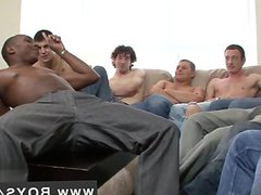 Old fat vidz couple gay  super having sex with group
