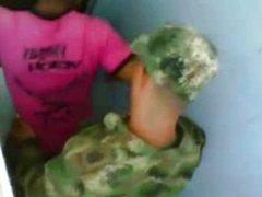 Militar Fudendo vidz Viadinho