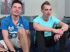 Young gay vidz naked boys  super peeing Josh rides