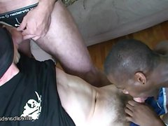 Black Toyboy vidz Suck White  super Slave