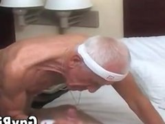 Very Horny vidz And Old  super Guys