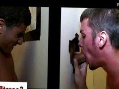 Gay straight vidz gloryhole blowjob  super facial