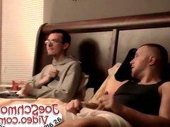 Straight dudes vidz watch porn  super and jerk off