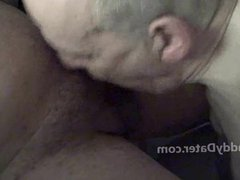Cum Lover vidz Daddybear Grandpa  super With Dentures