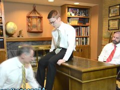 Elders shave vidz mormons dick
