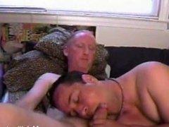 Three horny vidz fag are  super half naked stroking