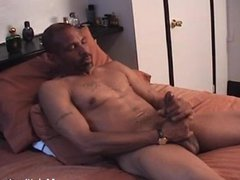 Skinny black vidz hommo is  super completely naked,