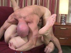 Manly bear vidz swallows load