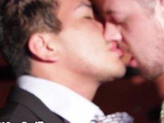 Gaysex boss vidz bumfucking an  super employee in secret