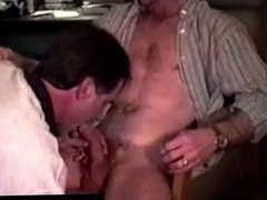 Mature straight vidz bear dilf  super sucks cock