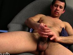 Amateur Straight vidz Guy Juan  super Masturbating
