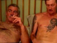 Smoking gay vidz couple tugging  super and fucking