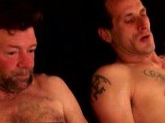 Dirty redneck vidz dudes in  super masturbation